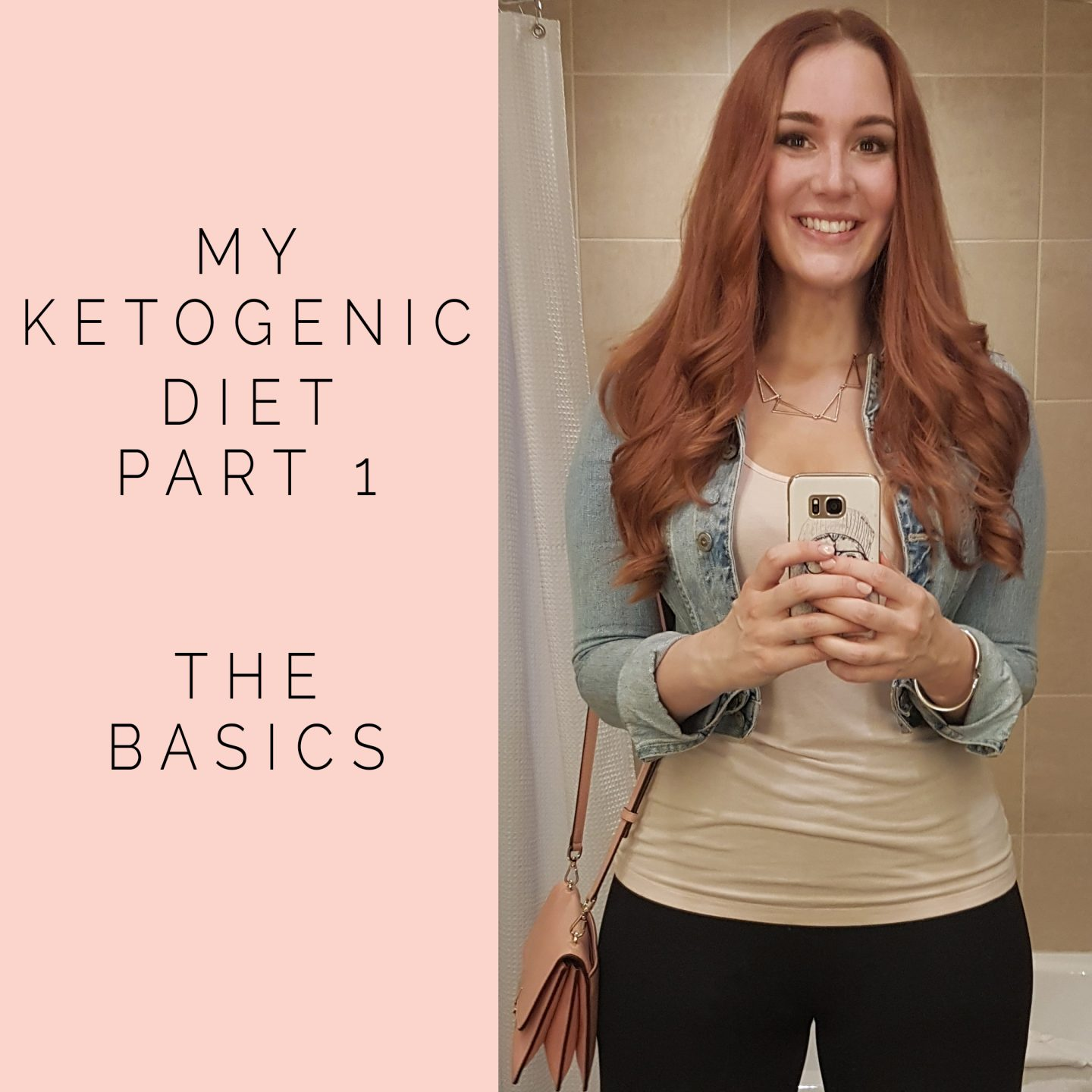 My Ketogenic Diet, Part 1: The Basics
