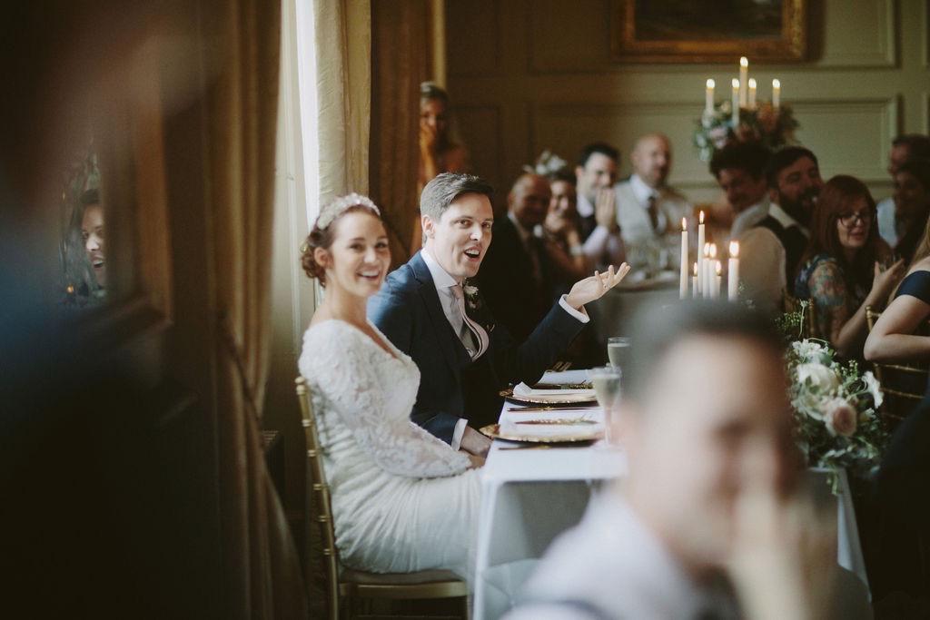 Our English Wedding pt.3 (The Wedding Breakfast)